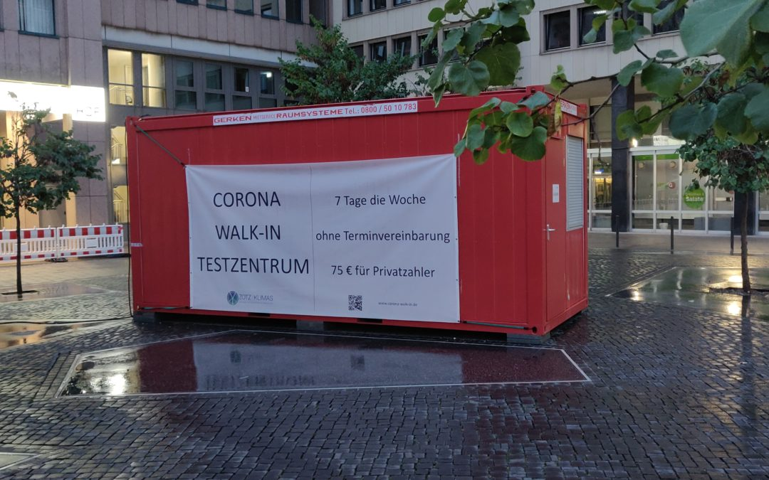 Walk-In-Corona-Teststation